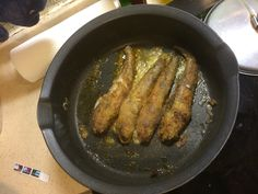Fried Boomlas for dinner!