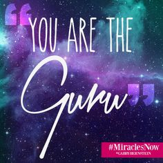My mission for #MiraclesNow is for it to act as a teacher's manual for all the Miracle Workers and Spirit Junkies out there (a.k.a YOU)! As we wake up on an individual level we have a massive impact on the energy of the world around us. And when we wake up on a collective level we will change the the world.