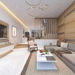 Thiết kế nội thất nhà phố, nội thất phòng khách, phòng ngủ