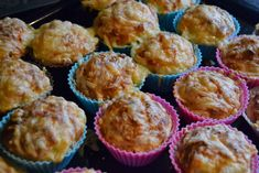Food And Drink, Muffins, Snacks, Breakfast, Babyshower, Students, Morning Coffee, Muffin, Appetizers