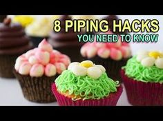 How To Pipe Frosting Without Buying Tips – How Does She
