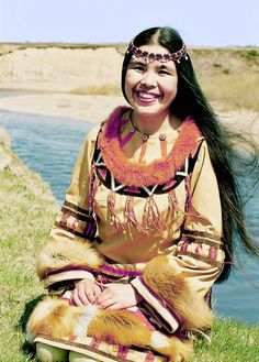 The Itelmen, sometimes known as Kamchadal, are an ethnic group who are the original inhabitants living on the Kamchatka Peninsula in Russia.