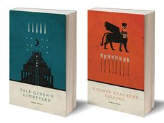 Mesopotamian Fantasy book covers