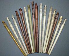 Turning 12 - Hair Sticks