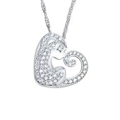 A charming lucky monkey pendant in sterling silver | Christmas gift for her