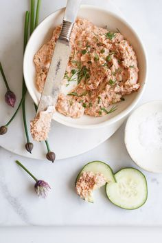 {Quick} Wild Salmon and Leek Paté {AIP, GAPS, SCD, Paleo, Low Histamine} – Healing Family Eats