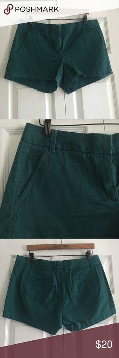 """J.Crew 3"""" Chino Shorts Size 8 NO TRADES/PAYPAL. J. Crew Shorts"""