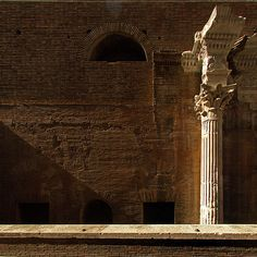 Ave, Mondrian! #Roma #Pantheon