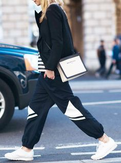 The It Sneaker of 2017 Is Actually 30 Years Old via @WhoWhatWear
