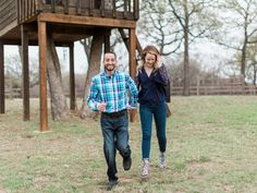 Early spring engagement shoot at The Grove! Photo By Tricia Marie Photography #Engaged #EngagementPictures #TheGrove #OutdoorWeddingVenue #OutdoorCeremony #TexasWedding #NorthTexasBride