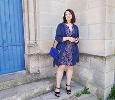 Collection Printemps/Eté 2016 Balsamik - Trench fluide porté par la blogueuse Alexandra du blog Mademoiselle Modeuse. Le trench: http://www.balsamik.fr/trench-fluide-special-petite-bleu.htm?ProductId=003000064&FiltreCouleur=6399&t=3