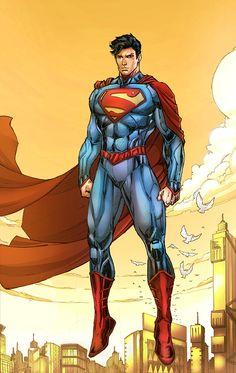Superman by wacko27 on DeviantArt