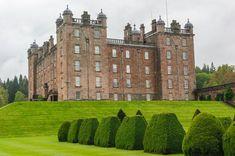 "zsazsabellagio: "" Drumlanrig Castle, Scotland """