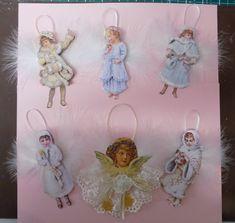 Christmas Cards, Christmas Ornaments, Handmade Christmas, Decorations, Drop Earrings, Holiday Decor, Design, Art, Christmas E Cards