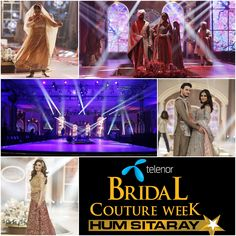 #Hum Networks Officially Announces Dates For Their 12th #Telenor #Bridal Couture Week 2016 http://wp.me/p47HVy-38c