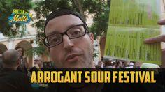 #ArrogantSourFestival 2015 #ReggioEmilia Il nostro resoconto http://www.facciadamalto.it/video/arrogant-sour-festival-2015-il-nostro-resoconto/