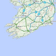 Shop.osi.ie Mapviewer Connemara, Family History, Ireland, Map, Genealogy, Family Tree Diagram, Maps, Irish