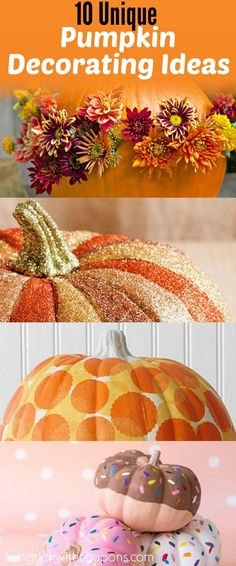 Pumpkin Decorating Ideas | DIY | Halloween