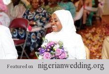 Nigerian wedding muslim brides