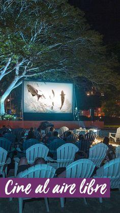 ¡Noches de cine al aire libre! #DecameronPanamá #Summer #Vacations Neon Signs, Home, Outdoor Movie Nights, Hotels, Vacations, Events, Pillows, Quartos, Luxury Hotels