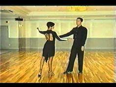 Bryan Watson and Karen Hardy - Back To Basics - Cha Cha Cha .avi