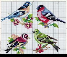 Thrilling Designing Your Own Cross Stitch Embroidery Patterns Ideas. Exhilarating Designing Your Own Cross Stitch Embroidery Patterns Ideas. Just Cross Stitch, Cross Stitch Animals, Cross Stitch Flowers, Cross Stitch Charts, Counted Cross Stitch Patterns, Cross Stitch Designs, Cross Stitch Embroidery, Embroidery Patterns, Hand Embroidery