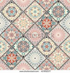Find Luxury Oriental Tile Seamless Pattern Colorful stock images in HD and millions of other royalty-free stock photos, illustrations and vectors in the Shutterstock collection.