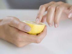 Le citron : allié beauté pour prendre soin de vos ongles - Getty Images