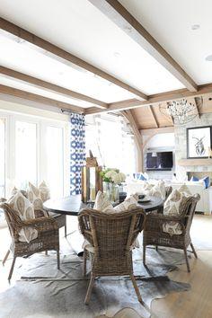 A rustic home with contemporarystyle - desire to inspire - desiretoinspire.net - Fox Design Studio
