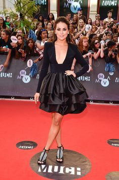 MMVA 2015 Red Carpet: Celebs Arrive For Much Music Video Awards (PHOTOS)
