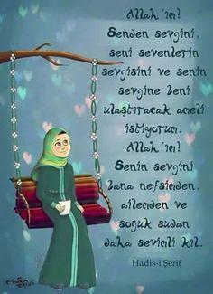 işimiz ALLAH a kaldıysa olmuş bil. Allah Islam, Quran, Aurora Sleeping Beauty, Quotes, Fictional Characters, Disney Characters, Life, Disney Princess, Rage