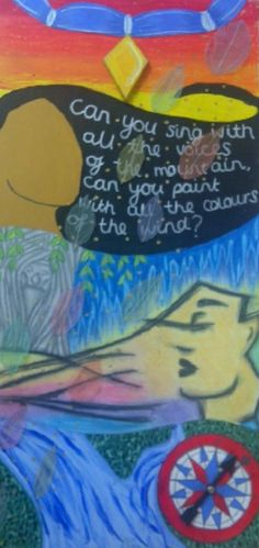 I'm doing my GCSE art coursework and the theme is music?