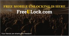 FREE MOBILE UNLOCKING SERVICE: Free Mobile Unlocking Service is Here.