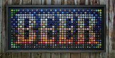 640 caps on dowels sign, large