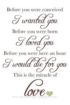 For my children to always know, Hunter, Dakota, Rylan and Tanyn; I love you with all of my heart!!