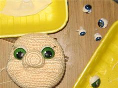 Глазки как алмазки - мастер-классы идеи изготовления глаз для кукол и мягких игрушек
