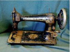 male pattern boldness: Help me fix my sewing machine! - Several sources for parts and info.