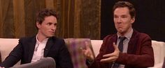 Eddie Redmayne and Benedict Cumberbatch.  What do they feed their children in the UK?