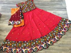 Navratri Designer traditional Beautiful Indian Garba collection. Navratri is worshipping Maa Durga in her nine forms. It also means nine back-to-back nights which promise you endless fun, music, dance