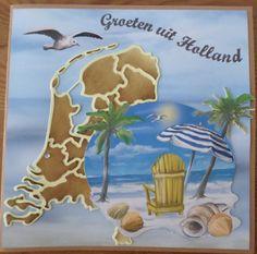 Groeten uit Holland naar USA