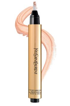 YSL Touche Eclat for diminishing dark circles, apparently this stuff is amazing.