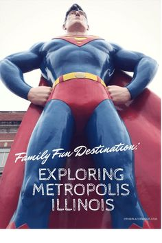 Visit Metropolis with the whole family! // Article by O the Places We Go