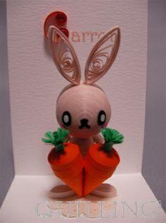 Carrot(にんじん) - 立体クイリングキットのお店◆クイリングキューブ◆