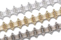 12mm Textured Vintage Reproduction Chain, Electroplated (Silver, Satin Hamilton Gold, Gunmetal, Antique Copper, Antique Brass & Antique Silver) CH843