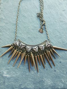 Galaxy Quest Necklace #fashion #treasures #galaxy #quest