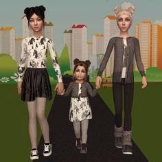 Sims2City: Kid's Catwalk posebox
