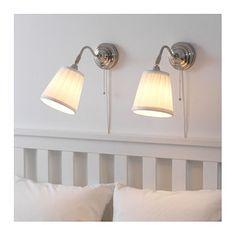 IKEA ÅRSTID wall lamp