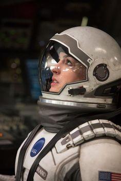 Anne Hathaway in 'Interstellar' (2014)
