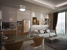 Apartment Design Ideas Modern Living Interiordesign Livingroom Smallspace