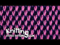 Knitting Stitch Patterns: multi-colour-patterns